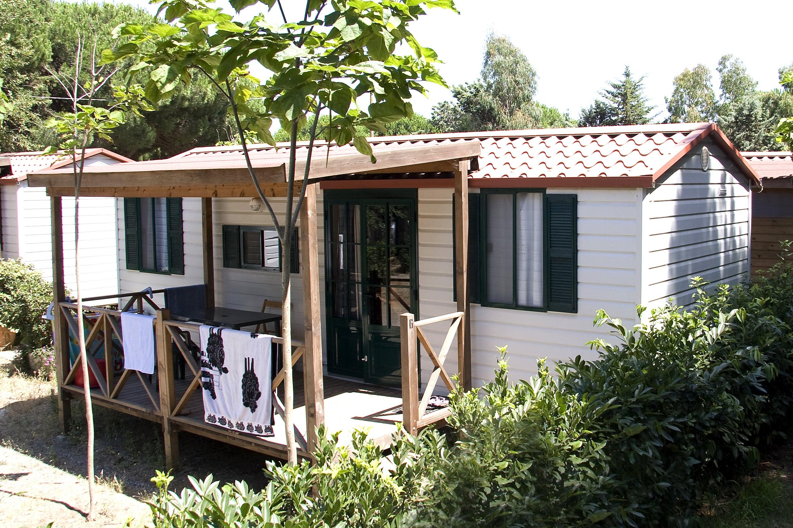 Le case mobili campeggio acapulco for Case mobili pigreco